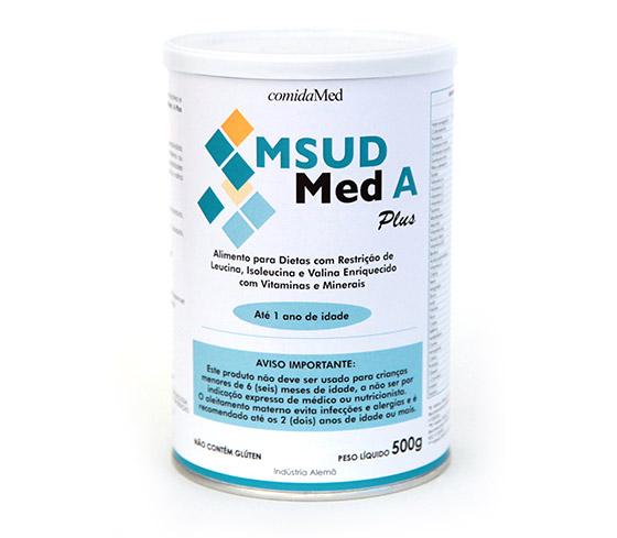 MSUD Med A Plus