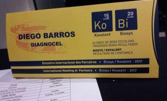 Encontro de distribuidores e comemoração de aniversário BioSys/Kovalent