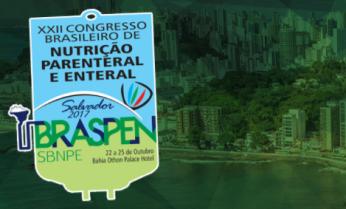 XII Congresso Brasileiro de Nutrição Parenteral e Enteral