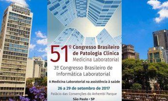 Diagnocel marca presença no 51° Congresso Brasileiro de Patologia Clínica/ Medicina Laboratorial
