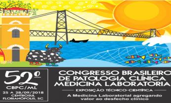A Diagnocel e Biocore estiveram presentes no 52º. Congresso Brasileiro de Patologia Clínica/Medicina Laboratorial
