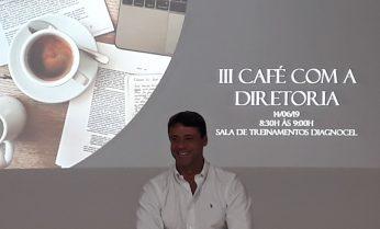 3° Café com a Diretoria