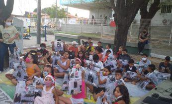 Colaboradores do Grupo Diagnocel Biocore entregam doações para o CELARF - Centro Espírita Lar de Francisco - Fortaleza-CE.