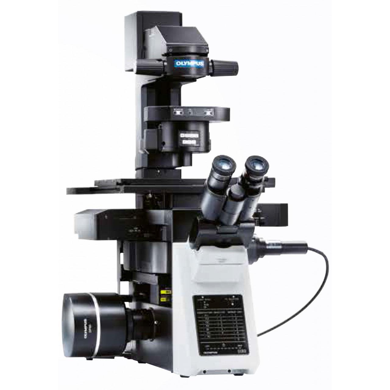 Microscópio IX 83