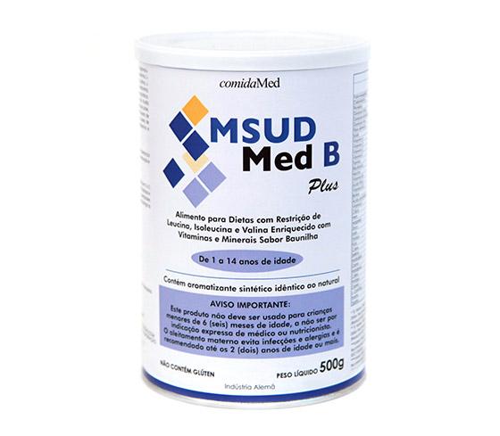 MSUD Med B Plus