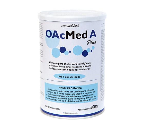 OAc Med A Plus
