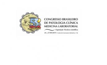 O Grupo Diagnocel e Biocore esteve presente no 53º. Congresso Brasileiro de Patologia Clínica/Medicina Laboratorial