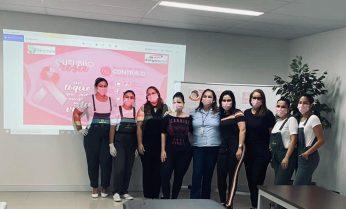 Grupo Diagnocel e Biocore promove ação no Outubro Rosa